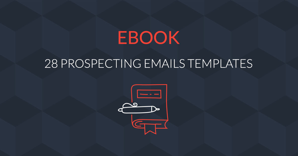 prospecting emails