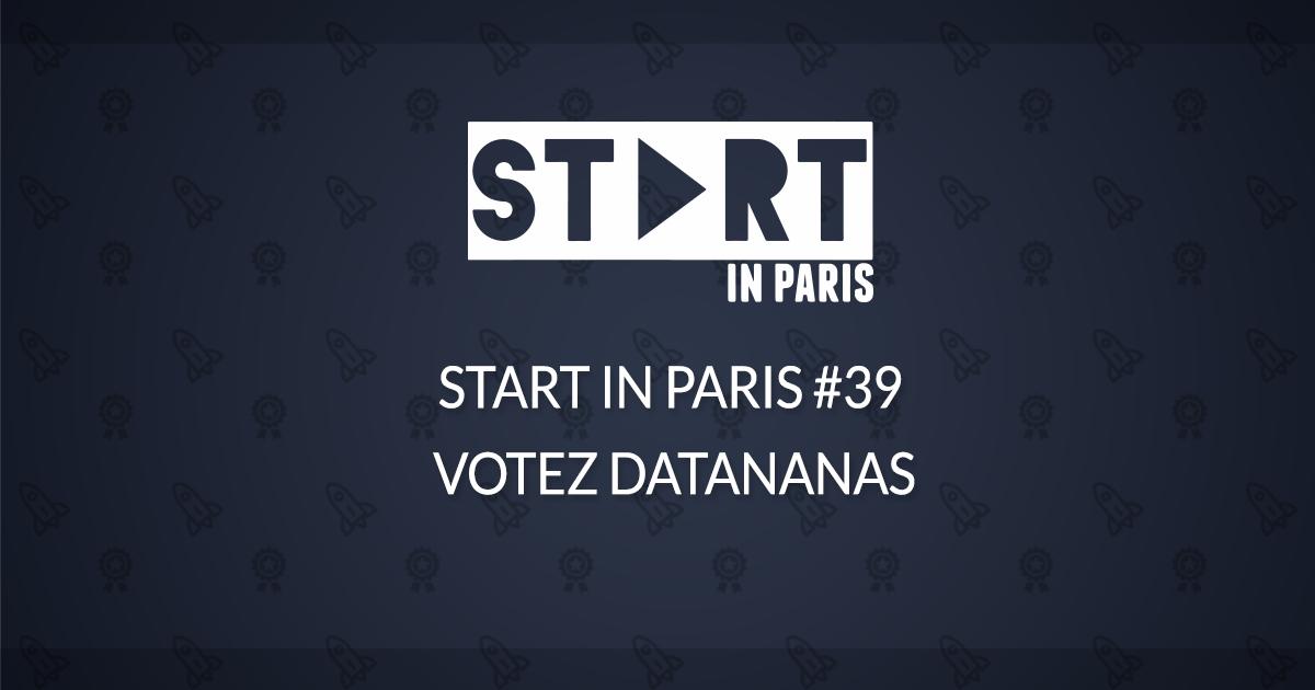 Start In Paris #39