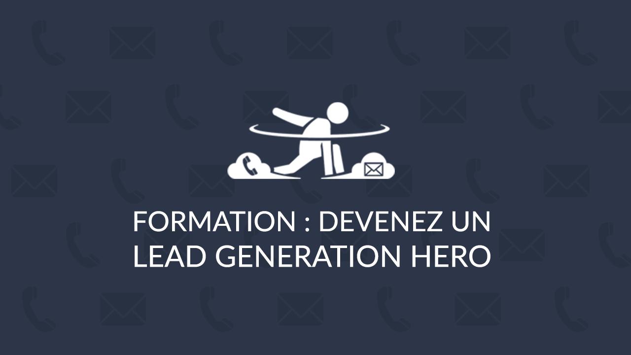 génération de leads B2B